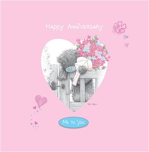 9780007314966: Happy Anniversary. (Me to You)