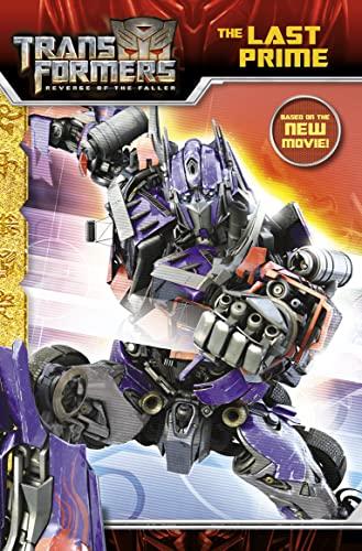 9780007315017: Last Prime (Transformers 2)