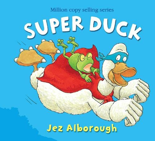 9780007315475: Super Duck (Duck in the Truck) with audio cd