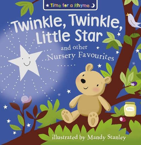9780007315635: Twinkle, Twinkle, Little Star and Other Nursery Favourites (Time for a Rhyme)