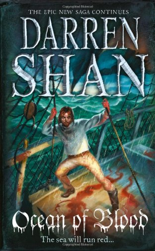 9780007315888: Ocean of Blood (The Saga of Larten Crepsley, Book 2)