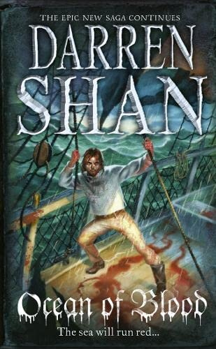 9780007315888: Ocean of Blood (Saga of Larten Crepsley)