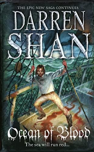 9780007315895: Ocean of Blood (The Saga of Larten Crepsley, Book 2)