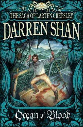 9780007315901: Ocean of Blood (The Saga of Larten Crepsley, Book 2)