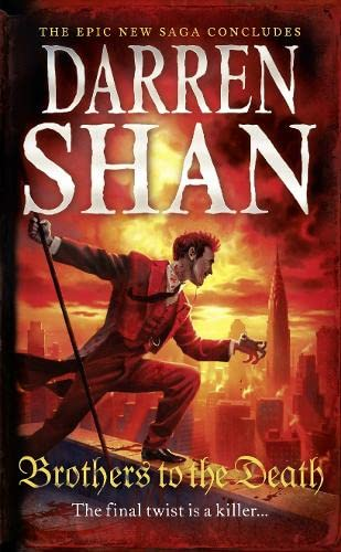 9780007315949: Brothers to the Death (The Saga of Larten Crepsley, Book 4)