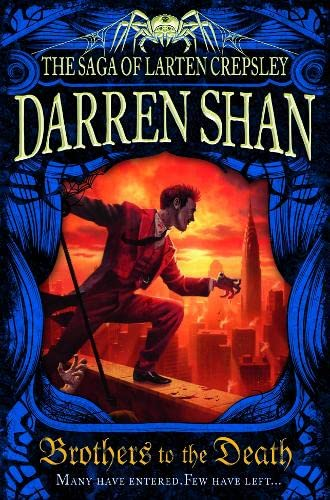 9780007315963: Brothers to the Death (The Saga of Larten Crepsley, Book 4)