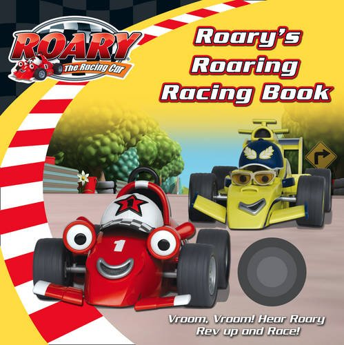 9780007316069: Roary the Racing Car - Roary's Roaring Racing Book: Single Sound Book