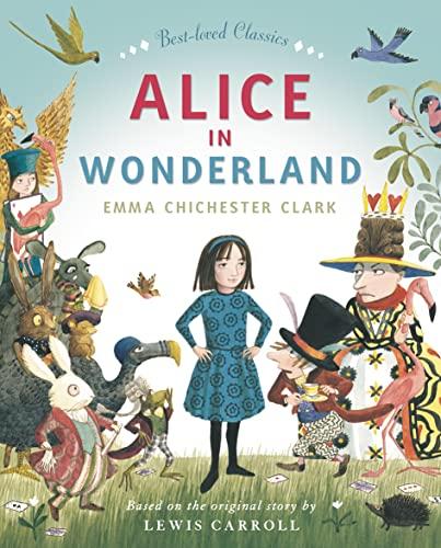 9780007316137: Alice in Wonderland (Picture Book Classics) (Essential Picture Book Classics)
