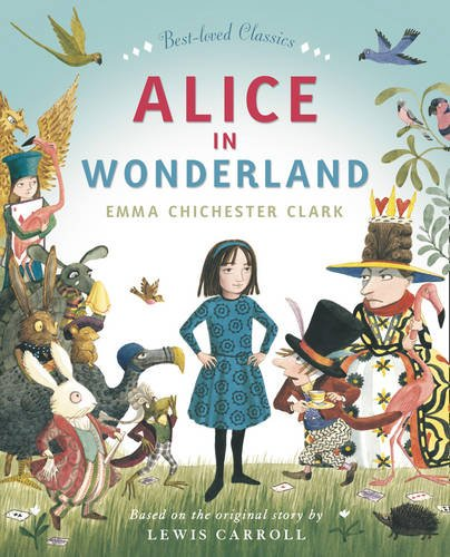 9780007316137: Alice in Wonderland (Picture Book Classics) (Essential Picture Book Classics)