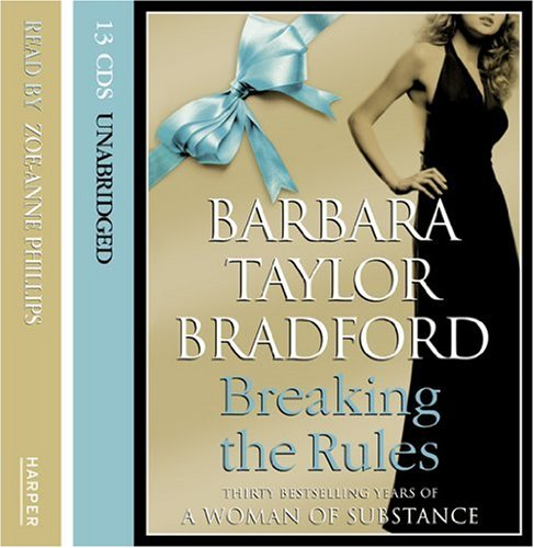 9780007316175: Breaking the rules: 13 audio CD set