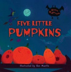 9780007316595: Five Little Pumpkins