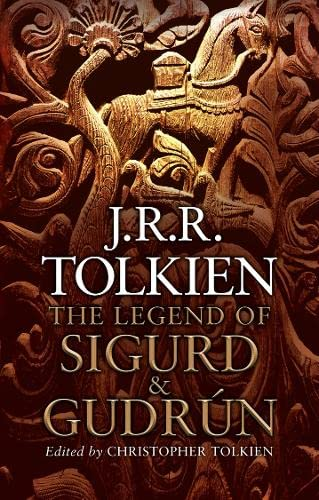 9780007317233: The Legend of Sigurd and Gudrún