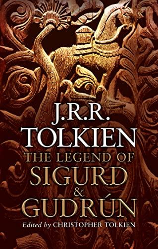 9780007317233: The Legend of Sigurd and Gudrún