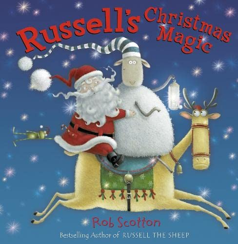 9780007317264: Russell's Christmas Magic