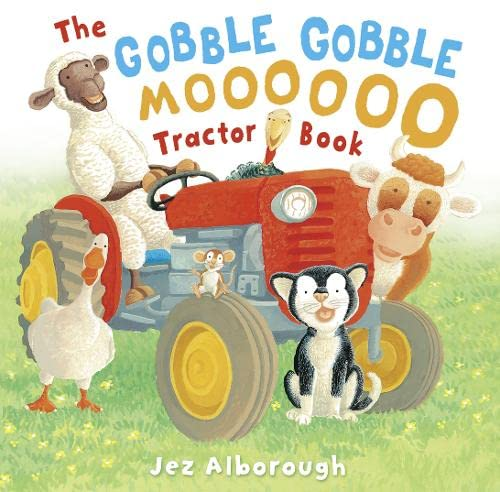 9780007317288: The Gobble Gobble Moooooo Tractor Book
