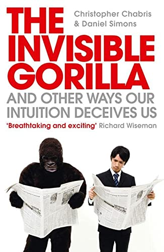 9780007317318: Invisible Gorilla