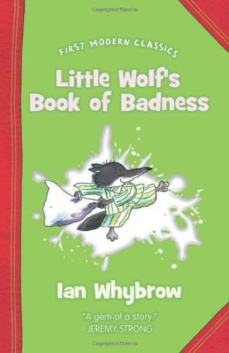 9780007317349: Little Wolf's Book of Badness