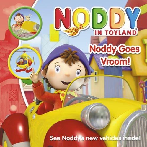 9780007318032: Noddy Goes Vroom!