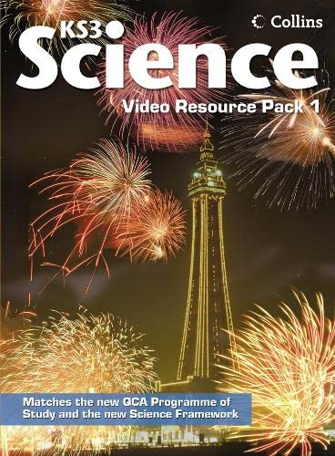 9780007318650: Video Resource Pack 1 (Collins Key Stage 3 Science)