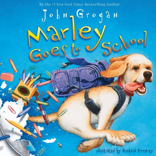 9780007318780: Marley Goes to School