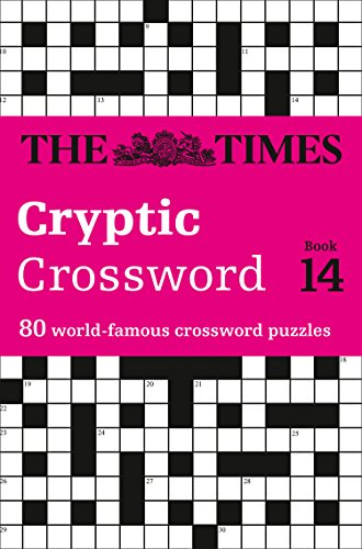 9780007319299: Times Cryptic Crossword Book 14: 80 of the world's most famous crossword puzzles