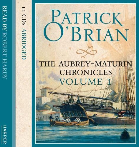 9780007319305: Patrick O'Brian Collection Part 1. (The Aubrey-Maturin Chronicles)