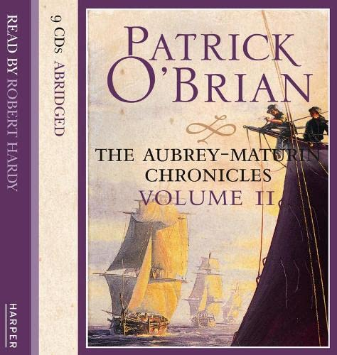 9780007319312: Volume Two, The Mauritius Command / Desolation Island / The Fortune of War (The Aubrey-Maturin Chronicles)