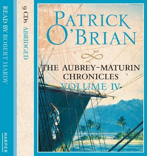 9780007319336: The Aubrey-Maturin Chronicles, Vol. 4: The Far Side of the World / The Reverse of the Medal / The Letter of Marque