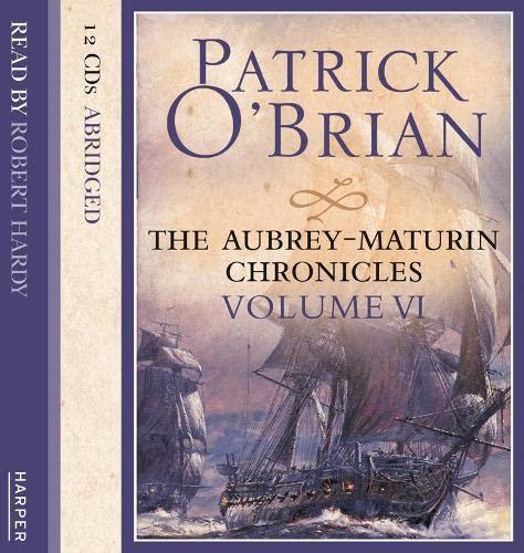 9780007319367: Volume Six, The Wine-Dark Sea/ The Commodore / The Yellow Admiral (The Aubrey-Maturin Chronicles)