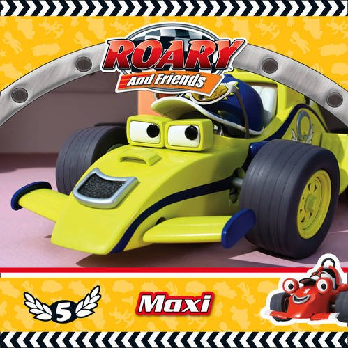 9780007319374: Roary the Racing Car - Roary and Friends: Maxi