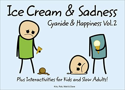 9780007319619: Cyanide and Happiness Ice Cream and Sadness