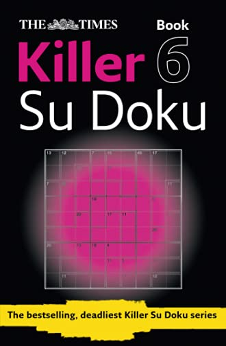 9780007319695: The Times Killer Su Doku 6 (Sudoku Syndication)