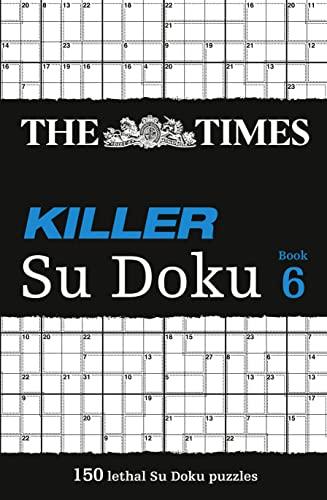 9780007319695: The Times Killer Su Doku 6