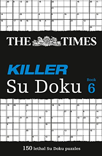 9780007319695: The Times Killer Su Doku 6