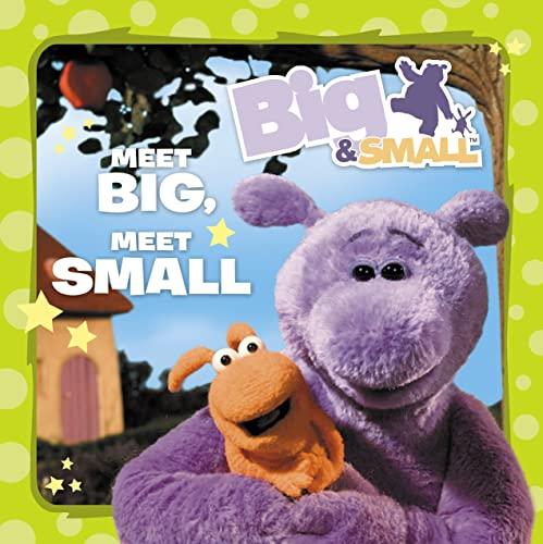 9780007319763: Big & Small - Meet Big, Meet Small!