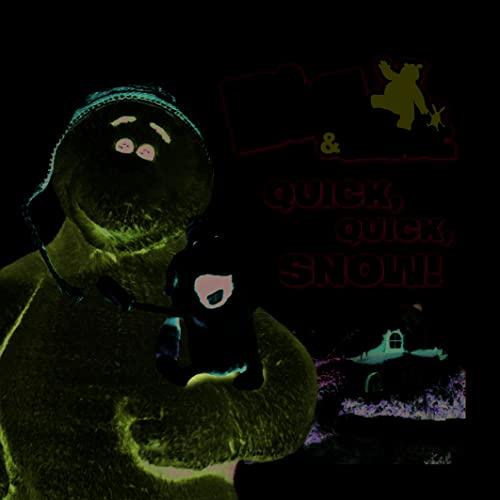 Quick, Quick, Snow! (Big & Small): Moore, Davey
