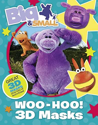 9780007319831: Woo-hoo 3D Masks (Big & Small)