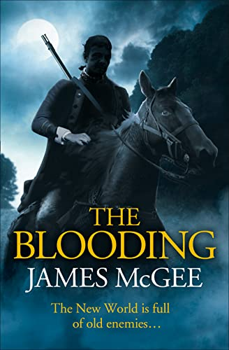 9780007320141: The Blooding (Matthew Hawkwood 5)