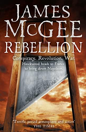 9780007320189: Rebellion (Matthew Hawkwood, No. 4)