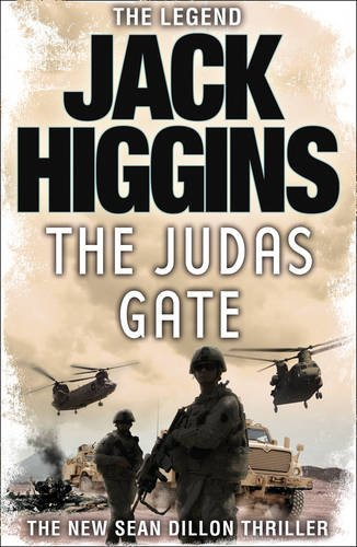 9780007320462: The Judas Gate (Sean Dillon Series)