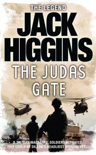 9780007320479: The Judas Gate (Sean Dillon Series, Book 18)