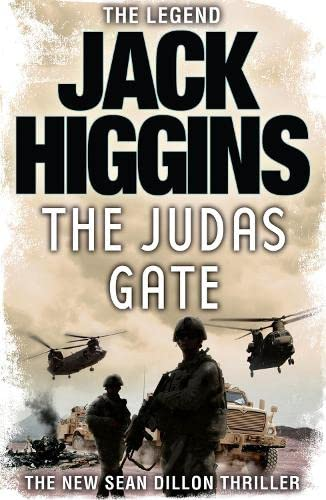 9780007320486: The Judas Gate (Sean Dillon Series)