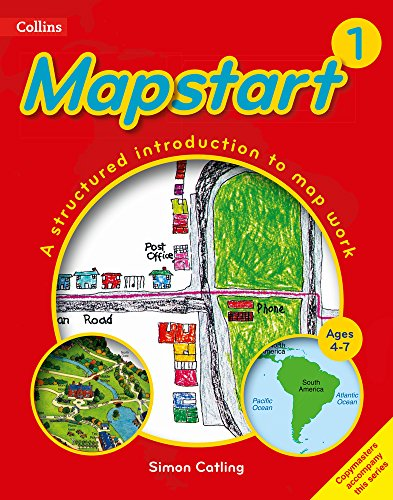 9780007320820: Collins Mapstart 1 (Collins Primary Atlases)
