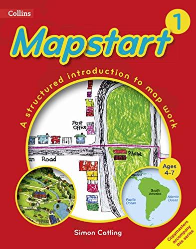 9780007320820: Collins Mapstart 1