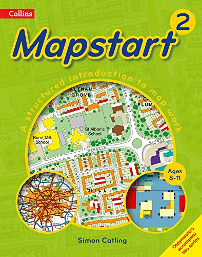 9780007320837: Collins Mapstart 2 (Collins Primary Atlases)