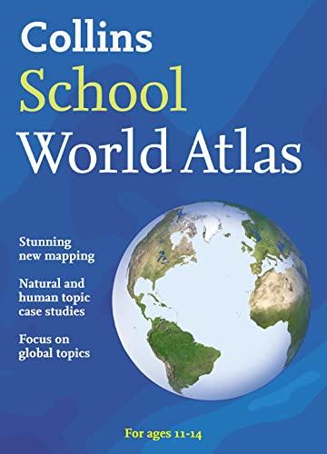 9780007320851: Collins School World Atlas (Collins School Atlas)