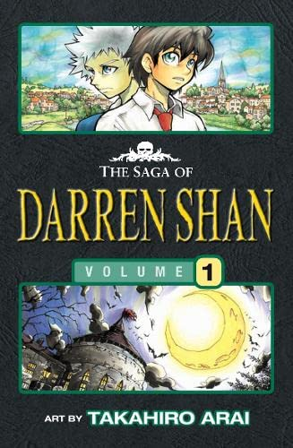 9780007320875: Cirque Du Freak (Saga of Darren Shan)
