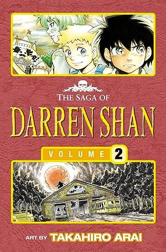 9780007320882: The Vampire's Assistant (The Saga of Darren Shan, Book 2)