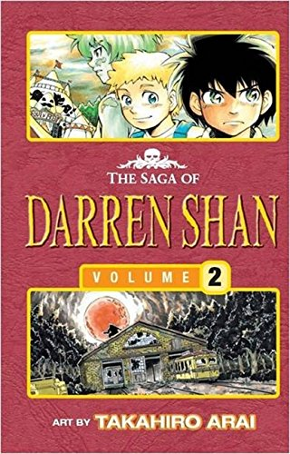 9780007320882: The Vampire's Assistant (The Saga of Darren Shan, Book 2)
