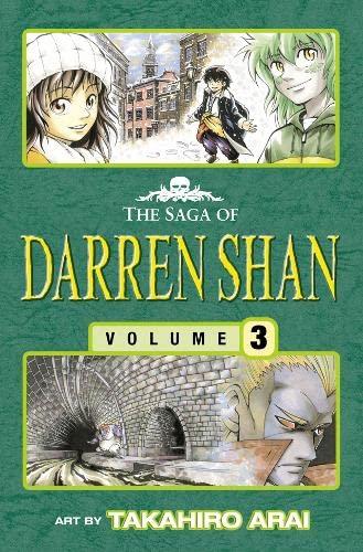 9780007320899: Tunnels of Blood. Story, Darren Shan Manga, Takahiro Arai (The Saga of Darren Shan)